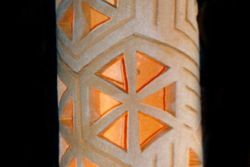 Stele lampada
