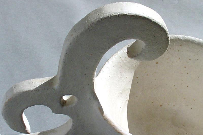 Tazza scultura