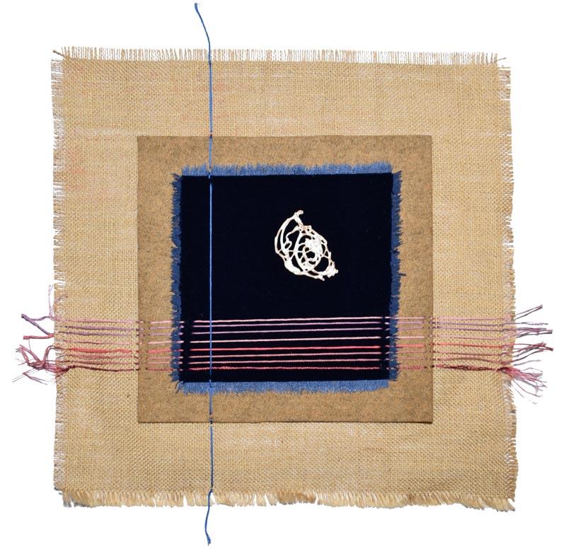 Arte / Tele e textile art / Forme di meditazione